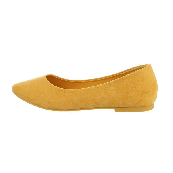 Yellow-ballerinas-589675