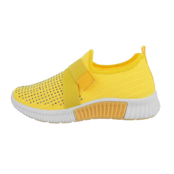 Yellow-sportshoes-548643