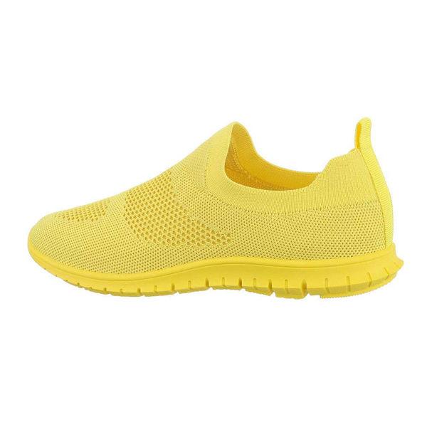 Yellow-sportshoes-586488