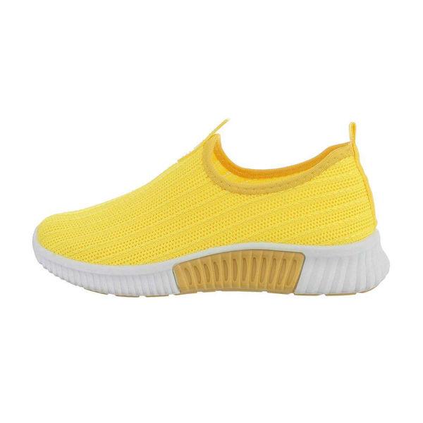 Yellow-sportshoes-595153