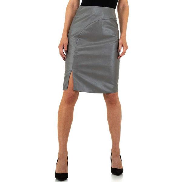 Grey-leather-skirt-557983