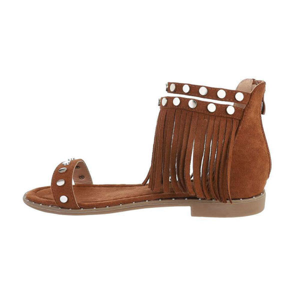 Brown-flat-sandals-567208