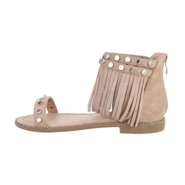 Beige-flat-sandals-567192