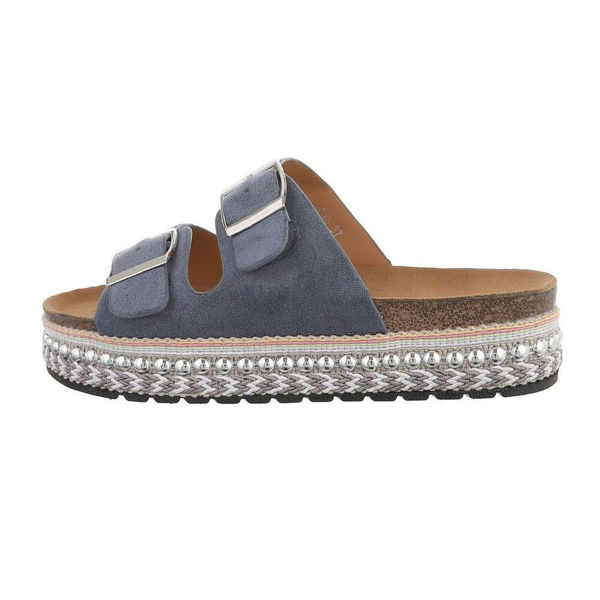 Grey-slides-with-buckles-594569