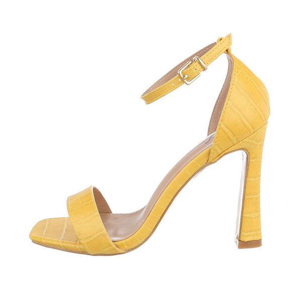 Yellow-High-Heels-559513