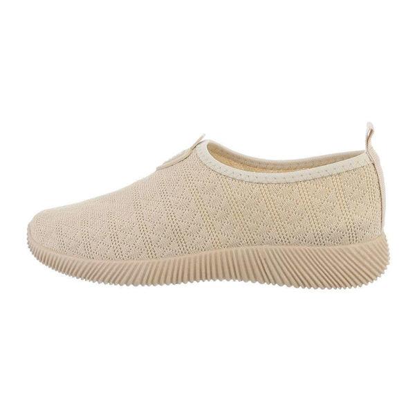 Beige-sportshoes-593508