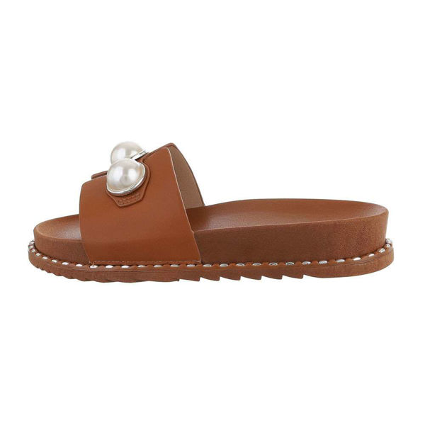 Brown-slides-with-pearls-594425