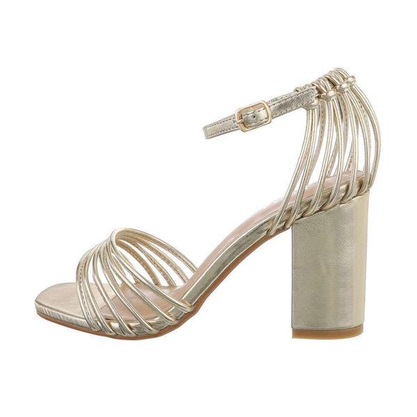 Golden-High-Heels-572359