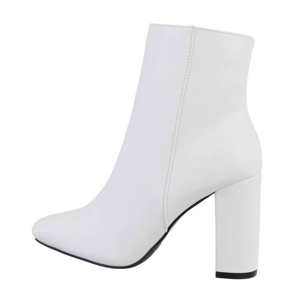 White-high-heeled-ankle-boots-579181