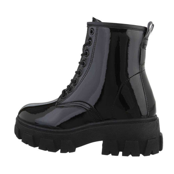 Black-shiny-ankle-boots-587219