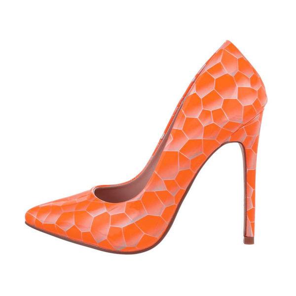 Neon-orange-pumps-542130
