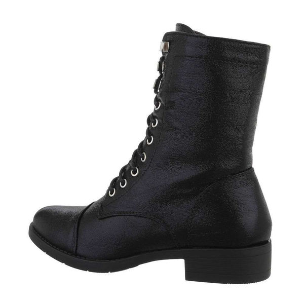Womens-black-ankle-boots-579600