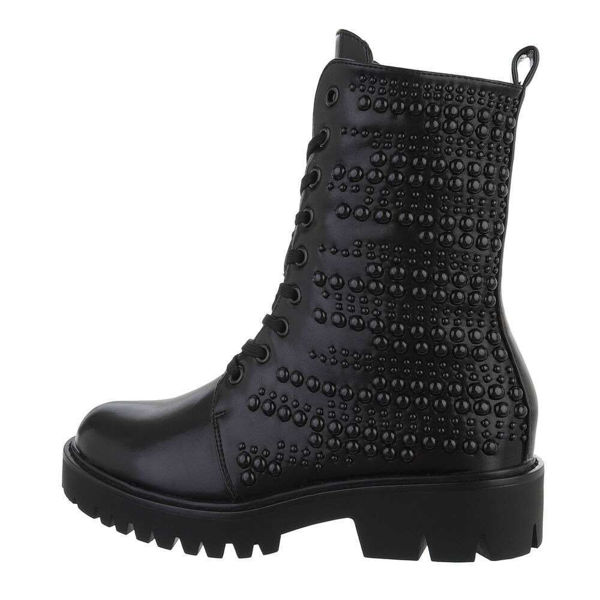 Womens-black-ankle-boots-579151
