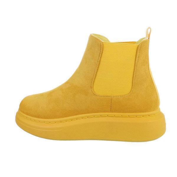Naiste-kollased-poolsaapad-585709