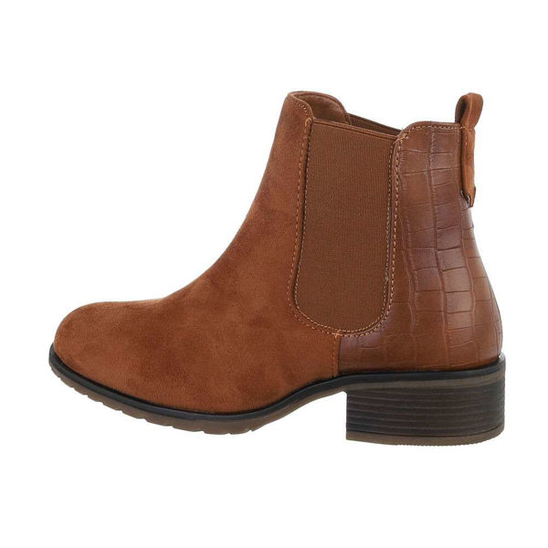 Womens-brown-ankle-boots-585408