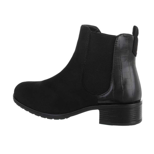 Womens-black-ankle-boots-585400
