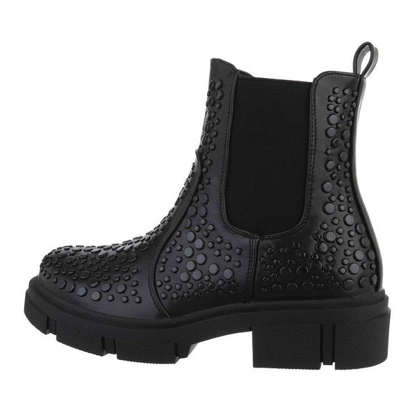 Womens-black-ankle-boots-582912