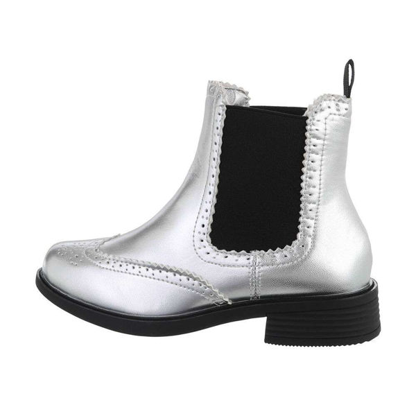 Womens-silver-ankle-boots-579094
