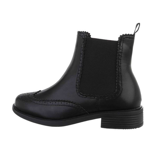 Womens-black-ankle-boots-579078