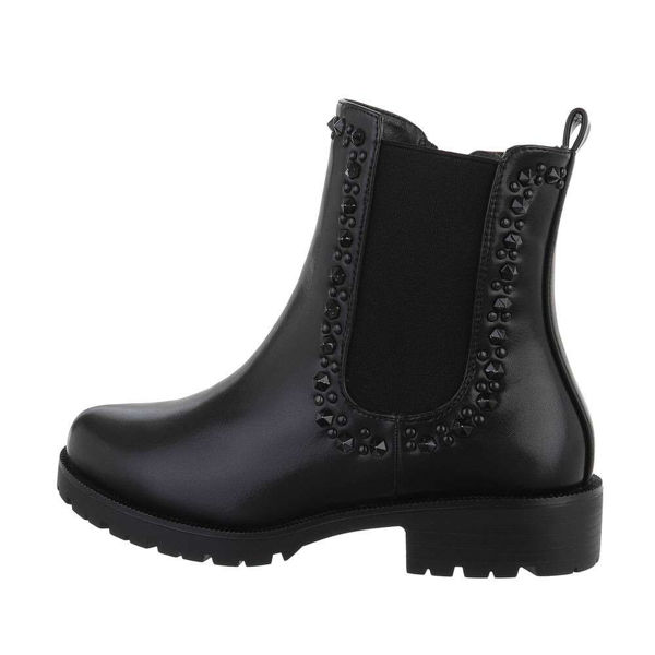 Womens-black-ankle-boots-578827