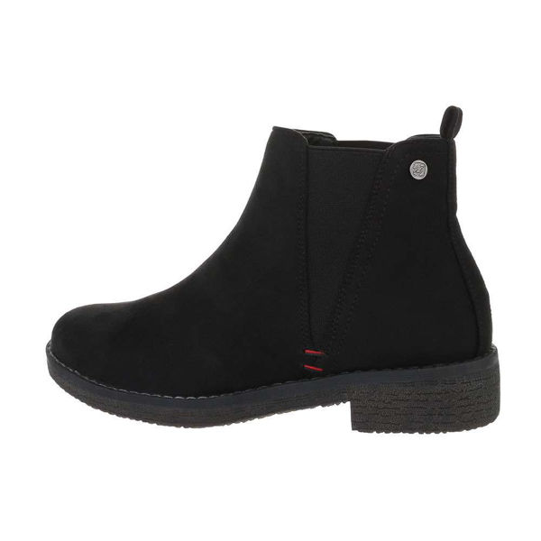 Womens-black-ankle-boots-543443
