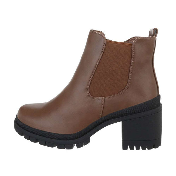 Womens-brown-ankle-boots-543210
