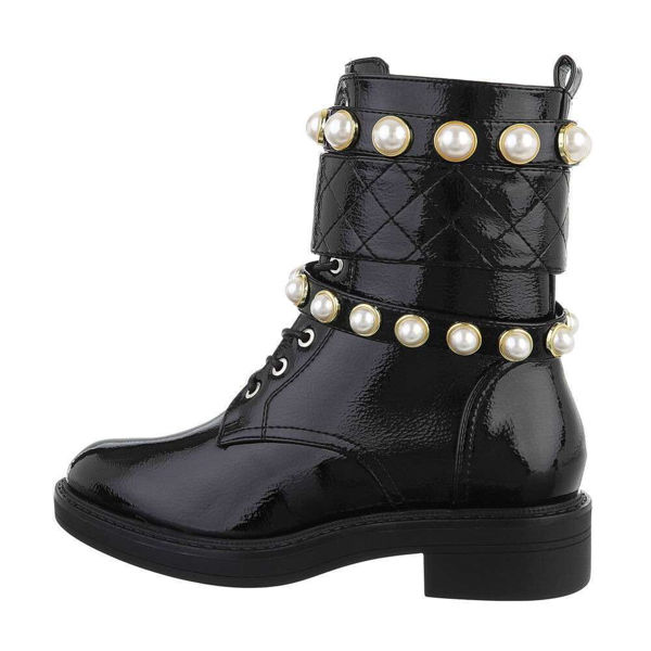 Womens-black-ankle-boots-577274