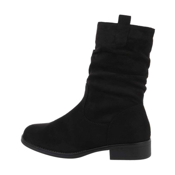 Womens-black-ankle-boots-547089