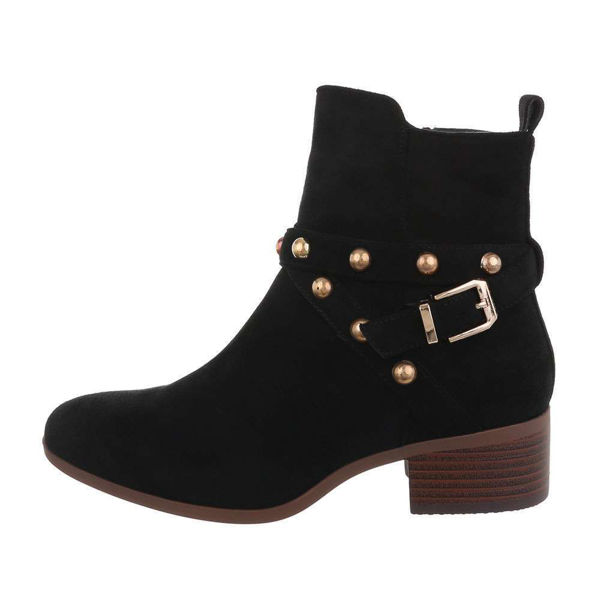 Womens-black-ankle-boots-536158