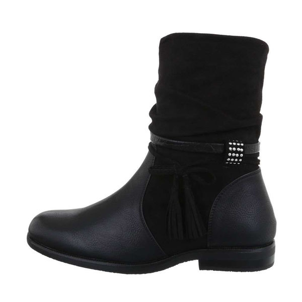 Womens-black-ankle-boots-534527