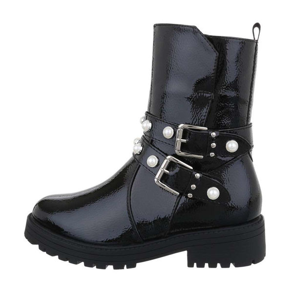 Womens-black-ankle-boots-527215