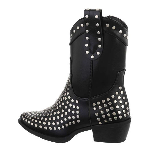 Womens-black-ankle-boots-585834