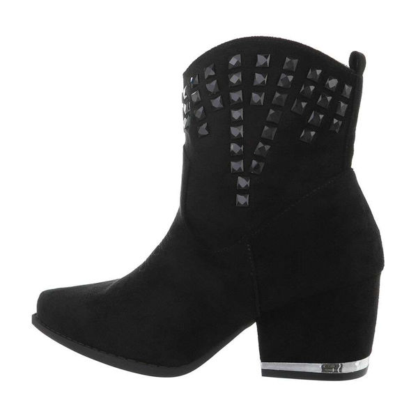 Womens-black-ankle-boots-584545