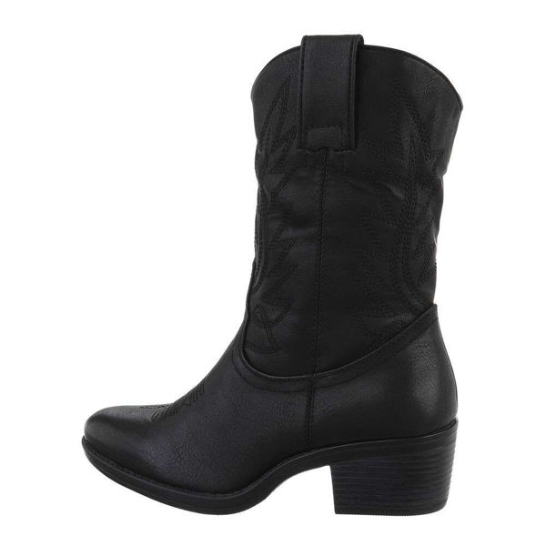Womens-black-ankle-boots-581376