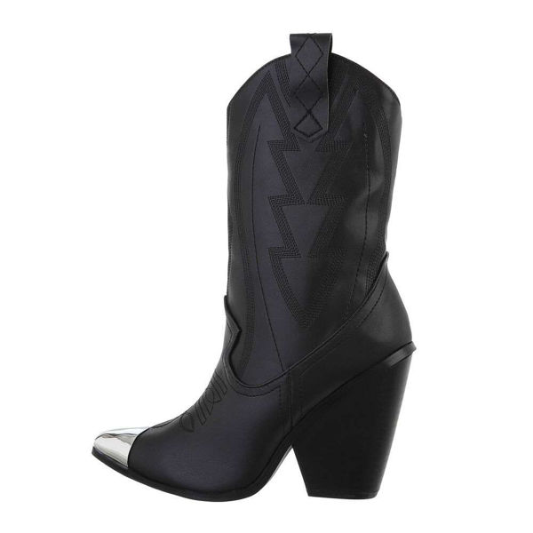 Womens-black-ankle-boots-579885