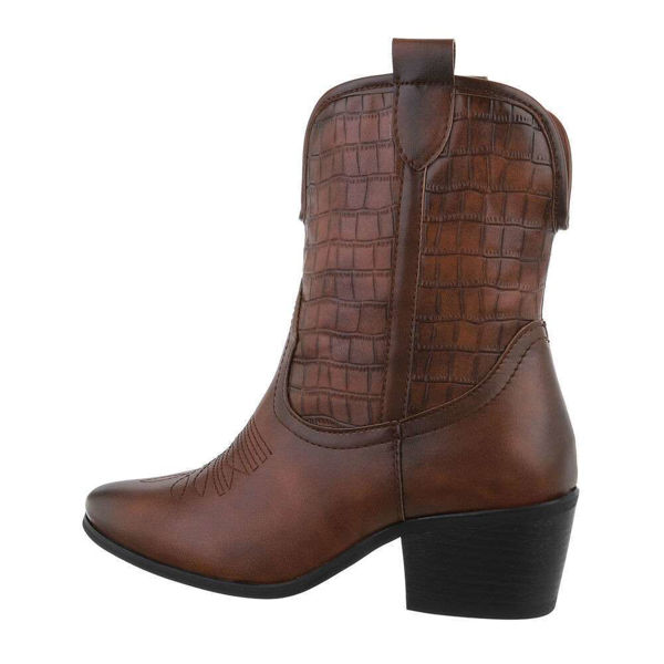Womens-brown-ankle-boots-579805