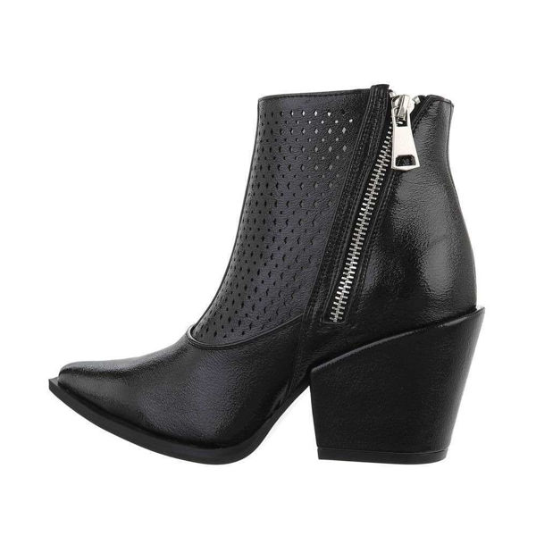 Womens-black-ankle-boots-579672