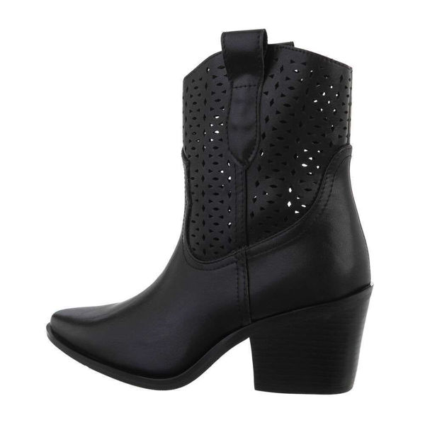 Womens-black-ankle-boots-579640