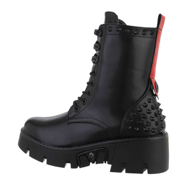 Womens-black-ankle-boots-579137