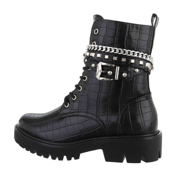 Womens-black-ankle-boots-579109