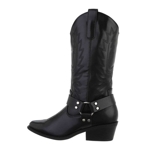 Womens-black-ankle-boots-577368
