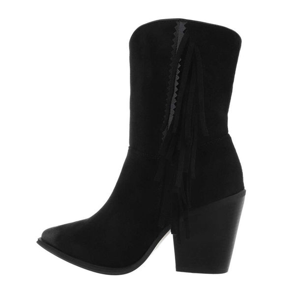 Womens-black-ankle-boots-576229