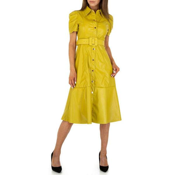 Roheline-nahast-kleit-605983
