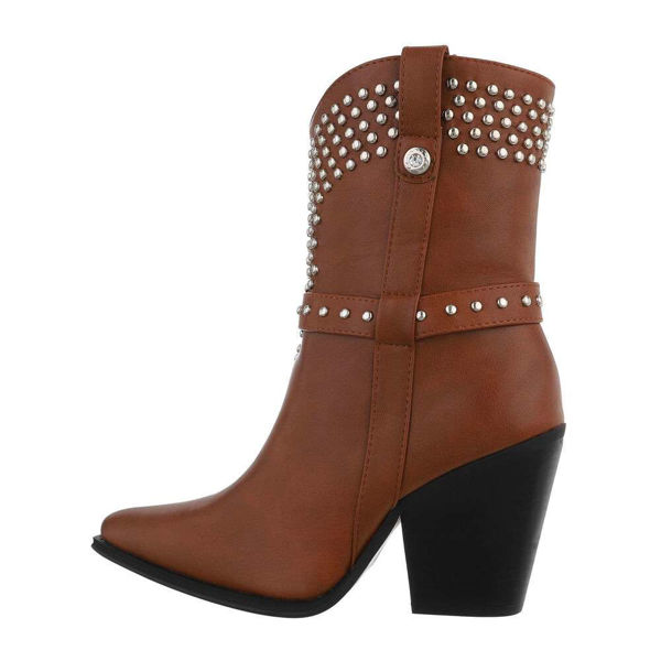 Womens-brown-ankle-boots-576205