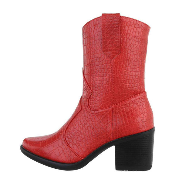 Womens-red-ankle-boots-572622