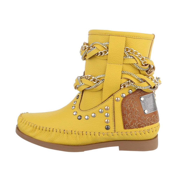 Womens-yellow-ankle-boots-551952