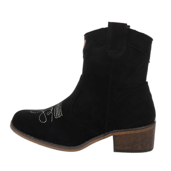 Womens-black-ankle-boots-539029