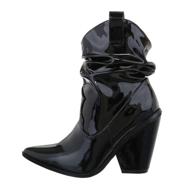 Womens-black-ankle-boots-538616