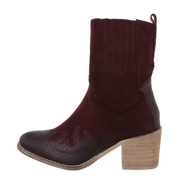 Womens-red-ankle-boots-537474