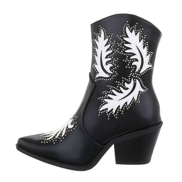 Womens-black-ankle-boots-535646